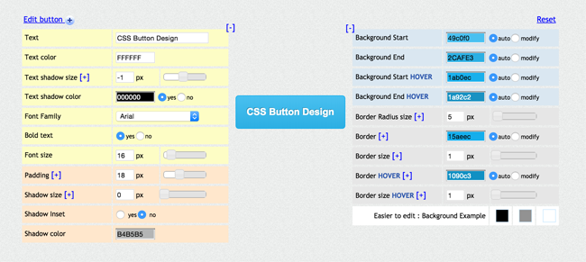 CssGradient Button2