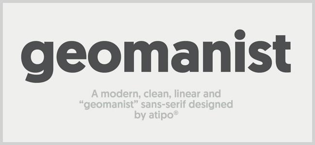 geomanist